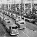 Volkswagen Fabrika Fotoğrafları